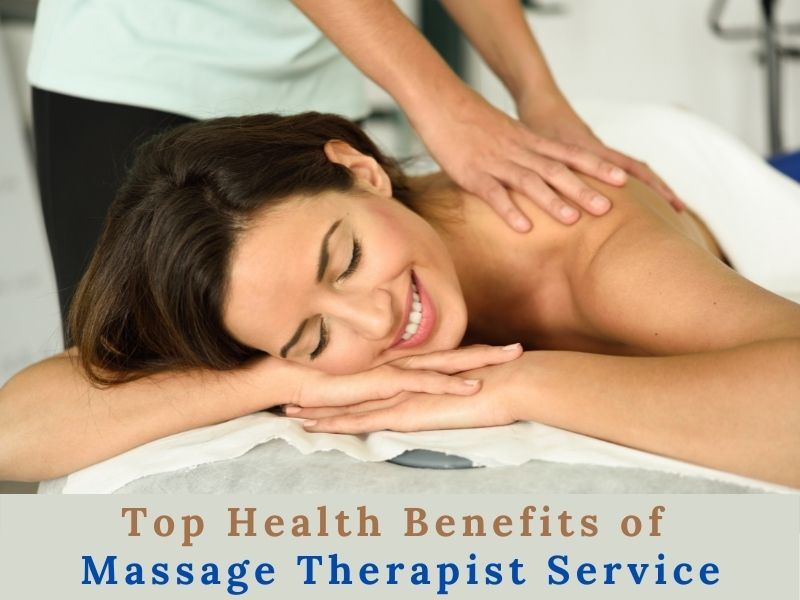 Health Benefits of Massage Therapy Service